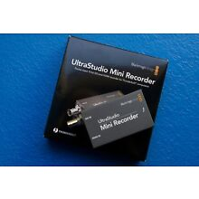 Blackmagic Design Ultrastudio Mini Recorder Thunderbolt