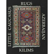 BOOK - Rugs and Flatweaves of the Transcaucasus 1980 Caucasian Rugs and Textiles