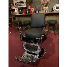 1920's THEO A KOCH Fully Restored Barber Chair