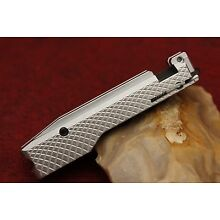 KIDD Bolt Upgrade Replacement for a 10/22® or Ruger® 10/22®-Silver Scalloped