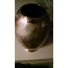 silverplated WMF Art Deco Ikora Vase GERMANY in very good original condition
