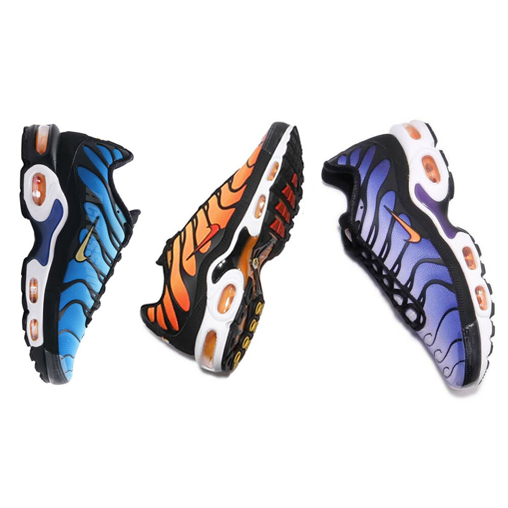 fe3e61af8cbc Details about Nike Air Max Plus OG Retro 2018 Classic Men Women Running Shoes  Sneakers Pick 1