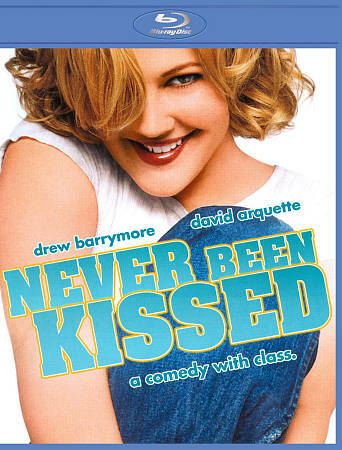 never been kissed blu ray upc