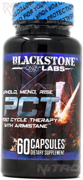 Blackstone Labs PCT V (Post Cycle Therapy) (60 Capsules)