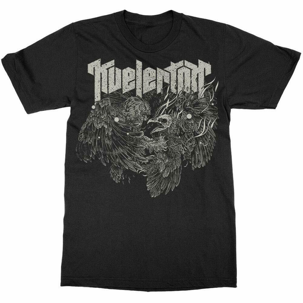 Owl King T-shirt Herrenmode Kvelertak
