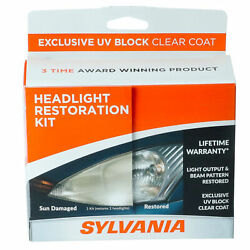 Kyпить SYLVANIA Headlight Restoration Kit Restore Sun Damaged Headlights UV Block Coat на еВаy.соm