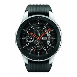 Kyпить Samsung Galaxy Watch SM-R800 46mm Silver Case Classic Onyx Black - Bluetooth NEW на еВаy.соm