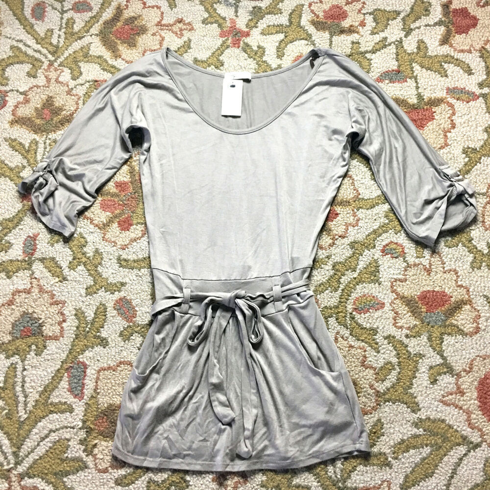 978529111e6 Details about NWT Arden B 3/4 Sleeve Off The Shoulder Shirt Sz XS in Sable  Top Blouse