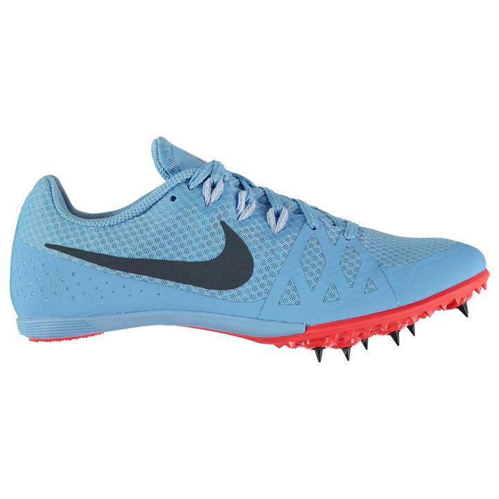 e8ef45f9273 Details about Nike Zoom Rival M 8 Mens Running Spikes UK 10.5 US 11.5 EU  45.5 CM 29.5 REF 5244