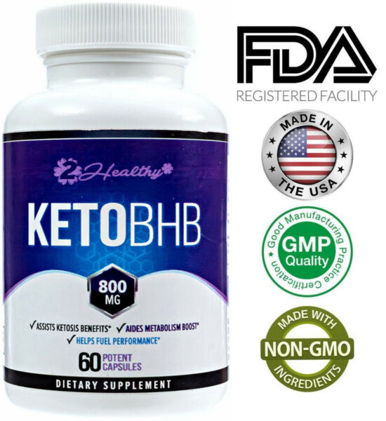 Keto Diet Pills Shark Tank Best Weight Loss Supplement Fat Burn & Carb Blocker