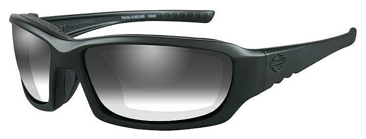 98b51ac95f7e Details about Harley-Davidson® Mens Wiley-X Gem Light Adjusting Sunglasses  Black Frame HDGEM03