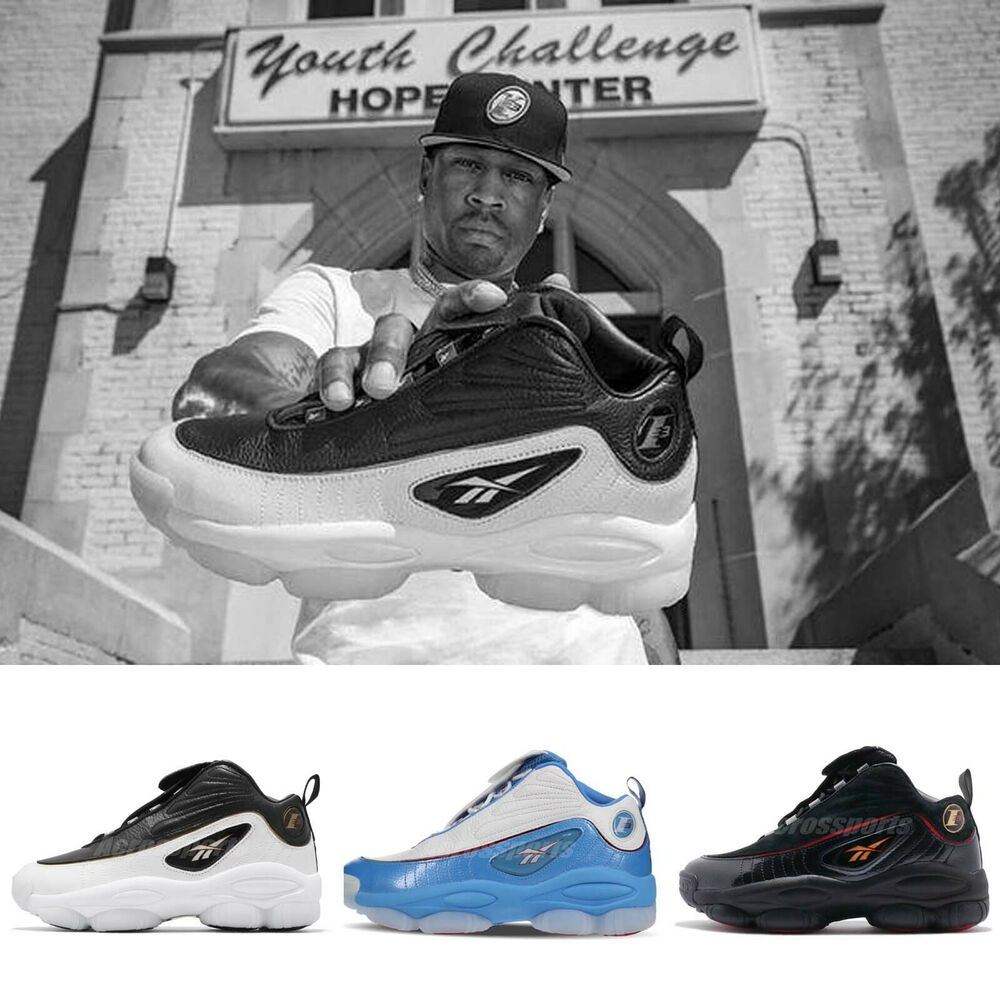 f652d073878f Details about Reebok Iverson Legacy I3 Allen The Answer Mens Basketball  Shoes Sneakers Pick 1