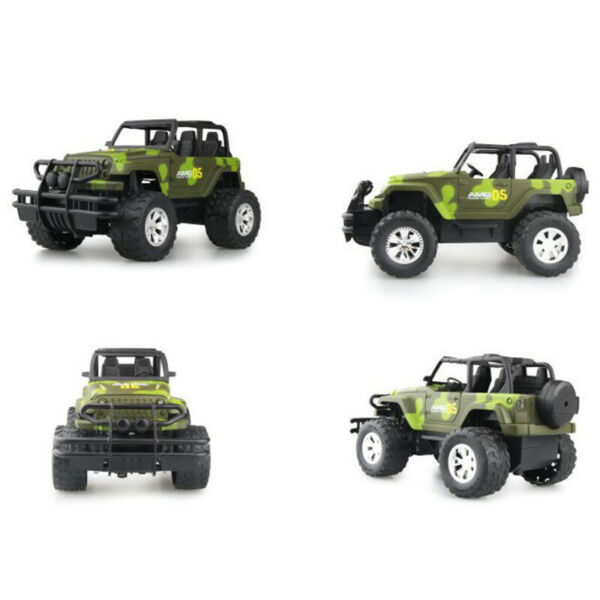 Off-Road Remote Control Vehical 4WD RC Model Vehicles Car Radio Control 1:18