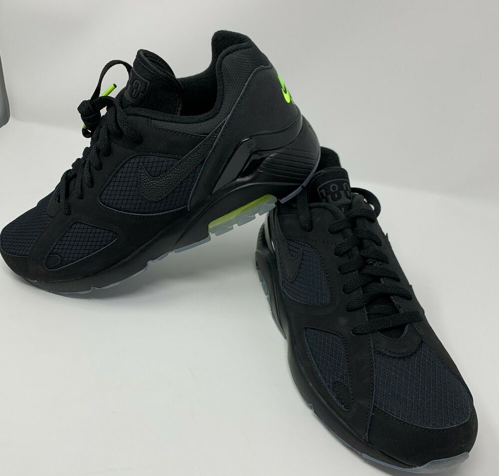 cheap for discount 42e3b 61dcd Details about Nike Air Max 180  Night Ops  Black AQ6104-001 Size 11 No Box  Top