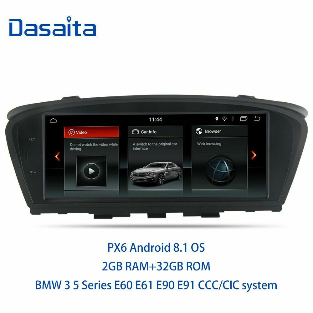 android 8.1 bmw e60