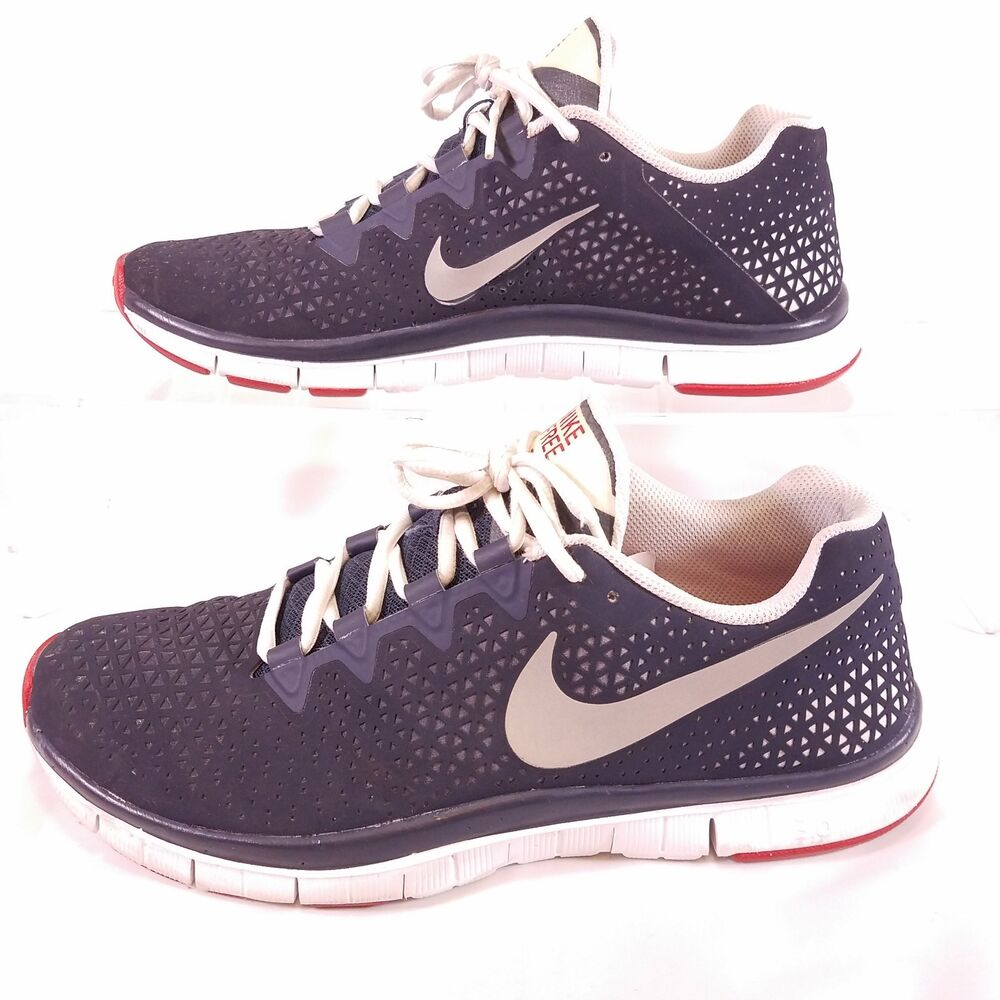 huge selection of c9e9a cc769 Details about Nike Free 3.0 Mens size 10 blue red white running workout  training shoes Q7