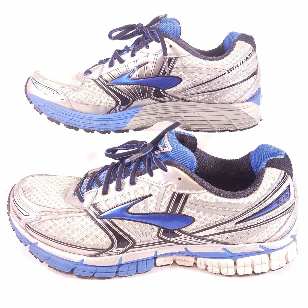 ed8aaf37e5c53 Details about BROOKS ADRENALINE GTS 14 Men s Size 12.5 D Running Sneakers  shoes workout q4