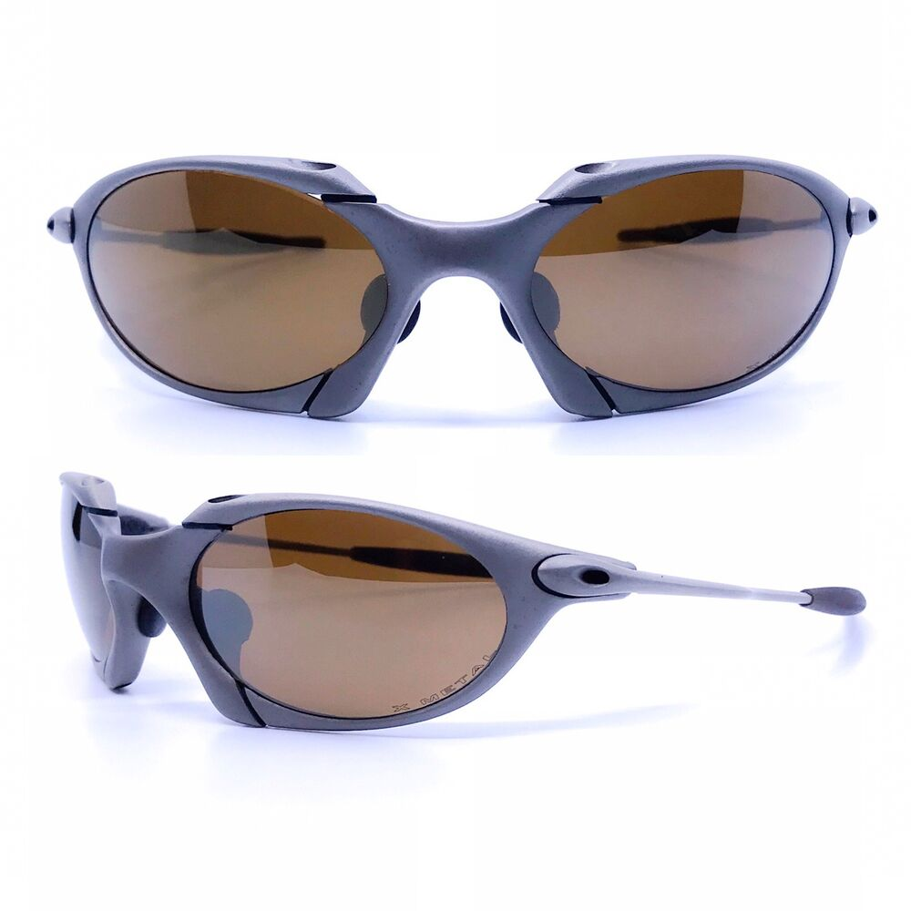 5fba6650c5879 Details about Glasses Oakley Romeo 1 Mission Impossible Vintage Sunglasses  New Old Stock