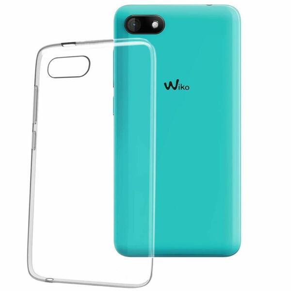 Pour Wiko Sunny 3 Coque ultra fin en gel silicone TRANSPARENT invisible