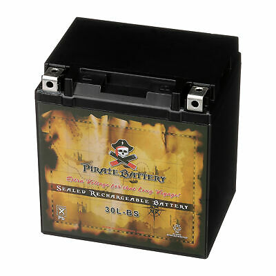 YTX30L-BS YIX30L-BS PWC JetSki High Performance AGM Personal Watercraft Battery
