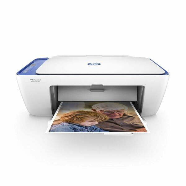 Stampante Multifunzione a Getto di Inchiostro HP Deskjet 2630, Wi-Fi Direct