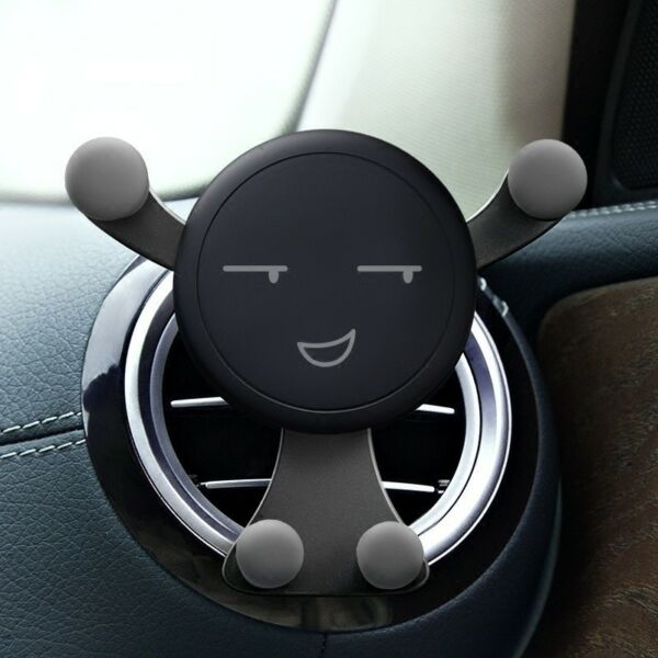 Support Téléphone Voiture Titulaire Mobile Phone Stand Air Vent Holder Rack #TIN