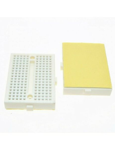 SYB-170 Mini Breadboard BLANC sans soudure 170 Points pour arduino 1646Z