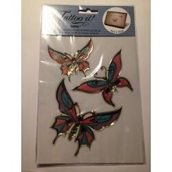 Butterflies - peel and stick ART for Laptops, iPads, tablets, etc.