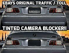🔥TINTED Traffic Camera License Plate Cover 🔥UNBREAKABLE💪💪TRUSTED EBAY SELLER