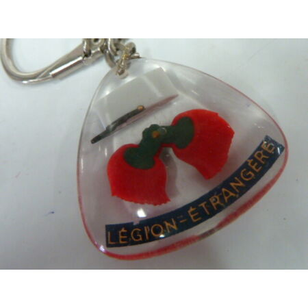 img-Key Ring Bourbon/Incorporation: Legion Foreign - Ed