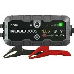 Kyпить NOCO GB40 Genius Boost Plus 1000 Amp 12v New updated version Thin clamps на еВаy.соm