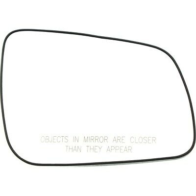 Mirror Glass Right Hand Side Heated Passenger RH 7632A638 for Mitsubishi Lancer