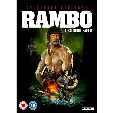 img-Rambo - First Blood: Part II [DVD]