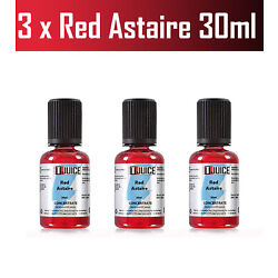 Kyпить Red Astaire Aroma 30ml x 3 - Original T-Juice Red Astaire Bestseller Set на еВаy.соm