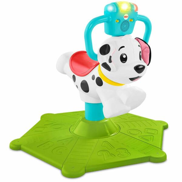 FISHER PRICE CAGNOLINO SALTELLA E GIRA FISHER PRICE - X12688 GIODICART