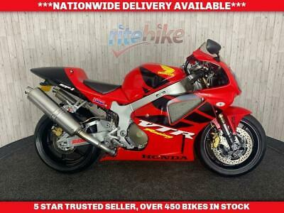 HONDA VTR1000 VTR 1000 SP-1 SPORTS BIKE 12 MONTH MOT 2001 Y