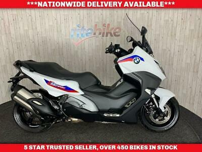 BMW C650 SPORT ABS GENUINE LOW MILEAGE SCOOTER 2017 67
