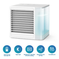 Kyпить Personal Portable Cooler AC Air Conditioner unit  Air Fan Humidifier US на еВаy.соm