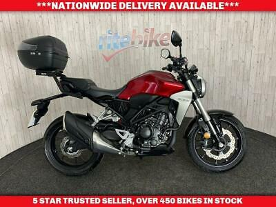 HONDA CB300R CBF 300 ABS ONE OWNER VERY LOW MILEAGE 2019 19