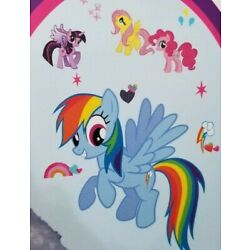 My Little Pony Mega Pack Giant Wall Decals NIP