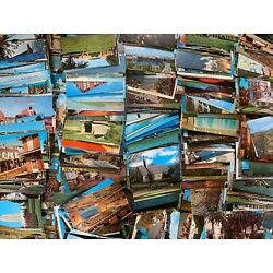 Kyпить Used & Unused. Lot of 50+ USA Vintage Chrome Postcards.We ❤️ Our Customers! на еВаy.соm