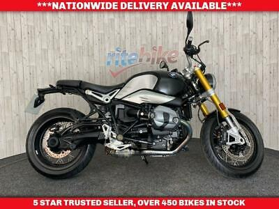 BMW R NINE T R NINET SPORT 108 ABS MODEL LOW MILEAGE EXAMPLE 2018 18 PLATE