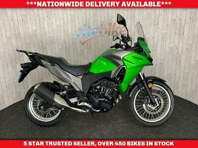 KAWASAKI VERSYS-X 300 KLE 300 CHF ABS GENUINE LOW MILEAGE 2018 18