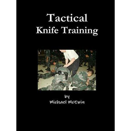 img-Tactical Knife Traning. McEwin, Michael New 9781329706118 Fast Free Shipping.#
