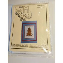 Studio M Your Needlecraft Connection Counted Cross Stitch Kit - 11276  Laugh