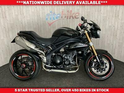 TRIUMPH SPEED TRIPLE 1050 NAKED BIKE RG CRASHBUNGS 2012 12