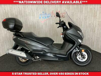 SUZUKI BURGMAN 200 UH 200 ABS LOW MILEAGE ONE OWNER 2018 68