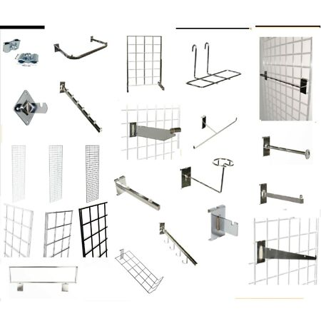img-GRID WALL MASH ARMS AND ACCESSORIES  SHOP RETAIL STORE