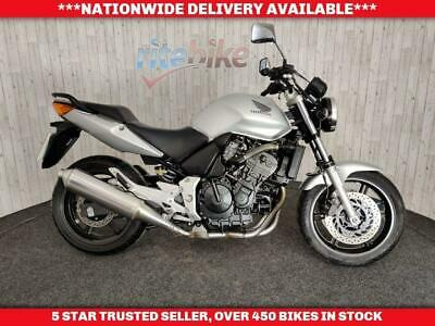 HONDA CBF600 CBF 600 N-5 NAKED SPORTS COMMUTER LOW MILEAGE 2005 05