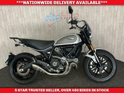 DUCATI SCRAMBLER 800 ICON ABS LOW MILEAGE ONE OWNER 2019 19